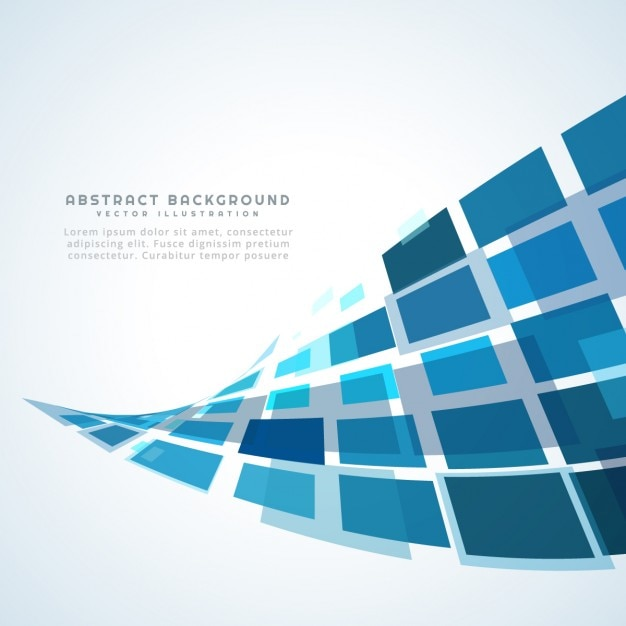 Modern Background Vector Graphic: Abstract Background With Polygonal Shapes Vector