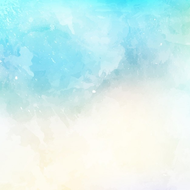 Abstract background with a watercolor texture Free Vector