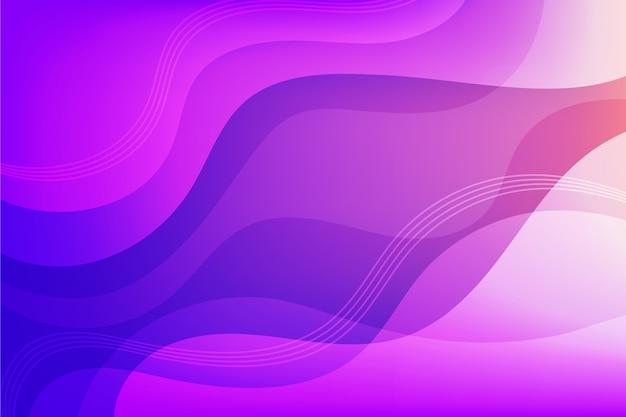 Абстрактный фон с волнистой копией пространства Бесплатные векторы