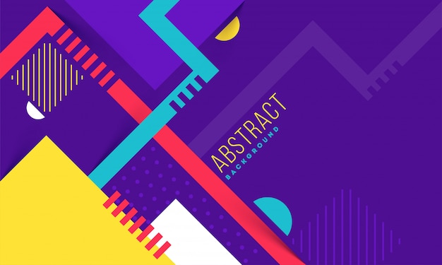Abstract background. Premium Vector