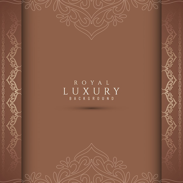 Abstract beautiful luxury background Free Vector