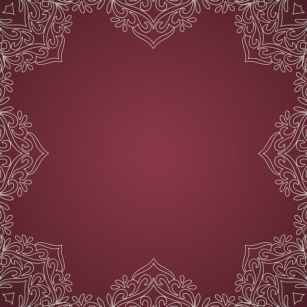 Abstract beautiful luxury pink background Free Vector