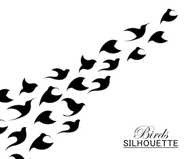Modello astratto di logo dell'uccello simbolo creativo di concetto di tecnologia di affari del logotipo della colomba Vettore gratuito