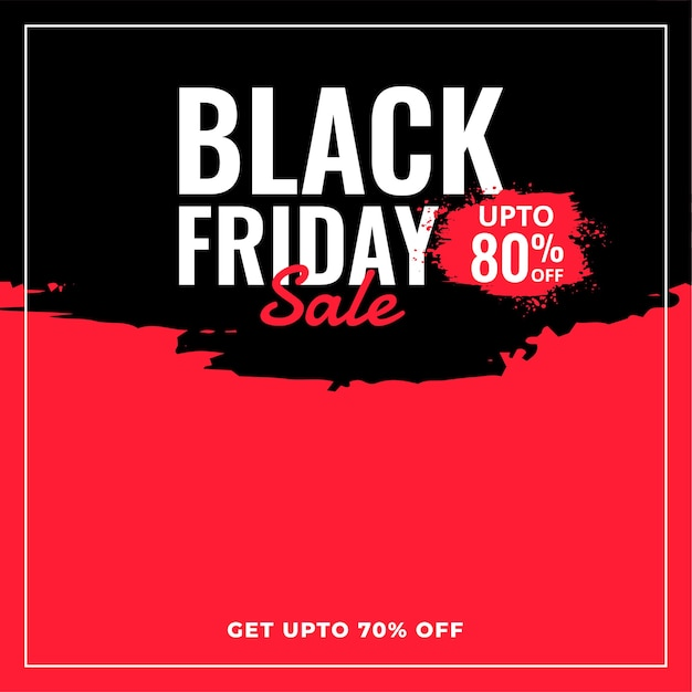 Абстрактная черная пятница продажа и скидка фон Бесплатные векторы