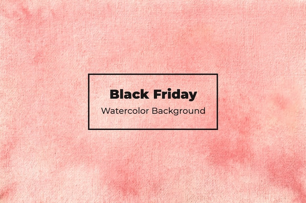 Abstract black friday watercolor shading brush background texture Premium Vector