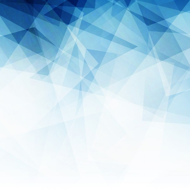 Abstract blue background Free Vector