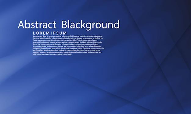Абстрактный синий размытый градиент фона экология концепция для вашего графического дизайна, Premium векторы