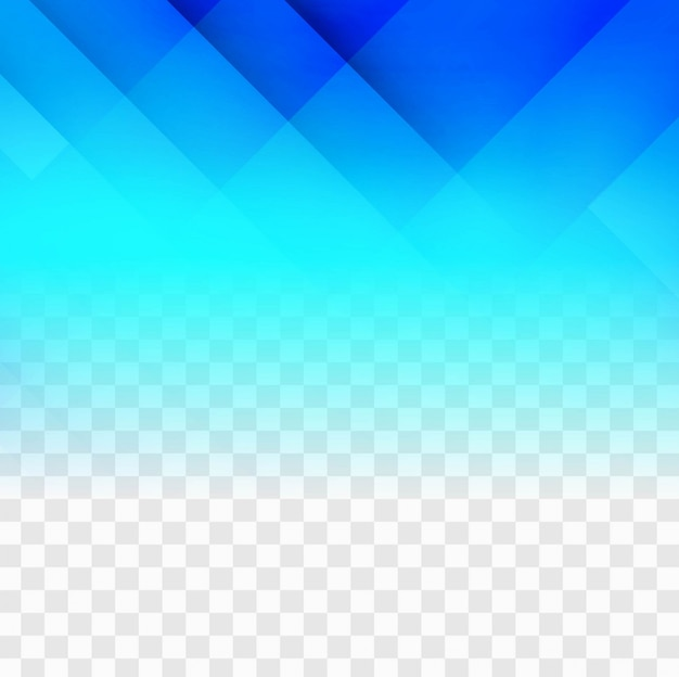 Abstract Blue Geometric Background Vector Free Download