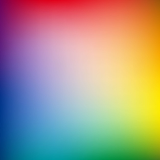 Abstract blurred gradient background Premium Vector
