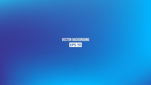Abstract blurred gradient mesh background. Premium Vector