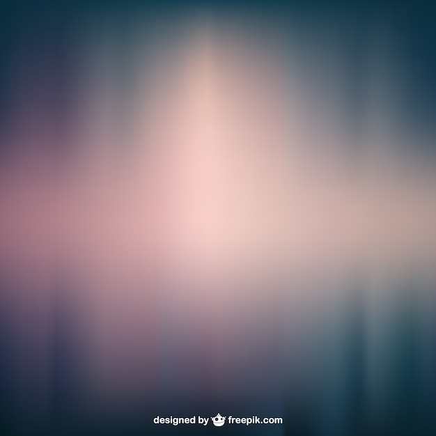Abstract blurry background Free Vector