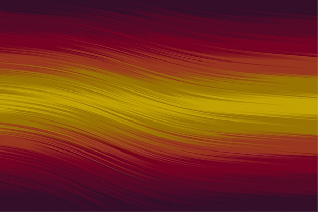 Abstract brush background with stripe pattern wallpaper Premium Vector