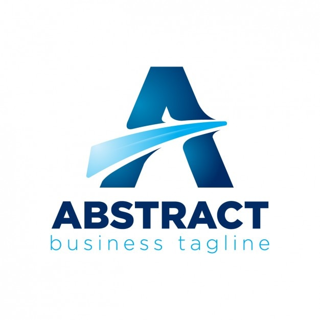 Abstract business logo template vector free download abstract business logo template free vector wajeb Images