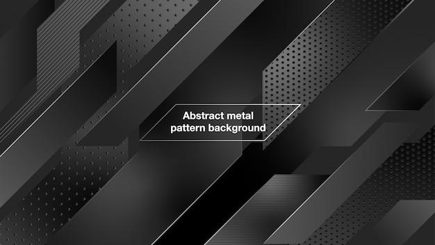 Abstract carbon fiber background Premium Vector