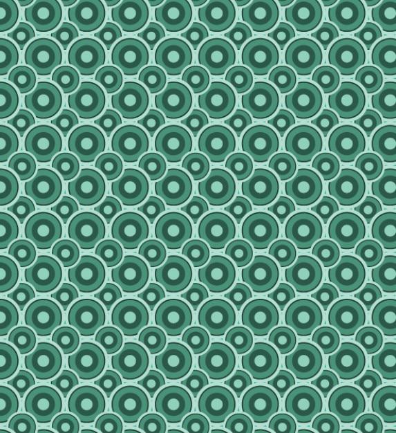 abstract circles seamless patterns vector free download
