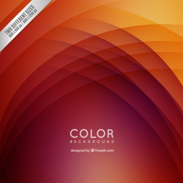 Abstract color background Free Vector