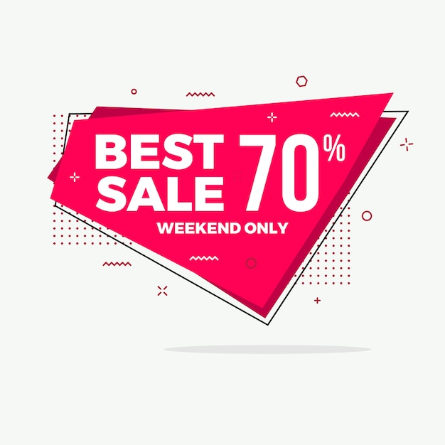 Abstract colorful best sale modern background Premium Vector