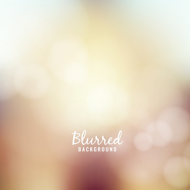 Abstract colorful blurred background Free Vector