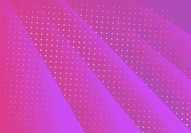 Абстрактный красочный современный фон полутонов Premium векторы