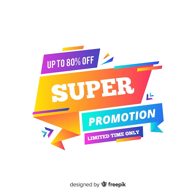 Abstract colorful origami sales background Free Vector