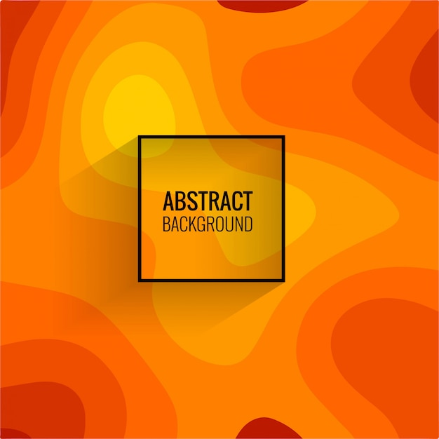 Abstract colorful papercut background vector Free Vector