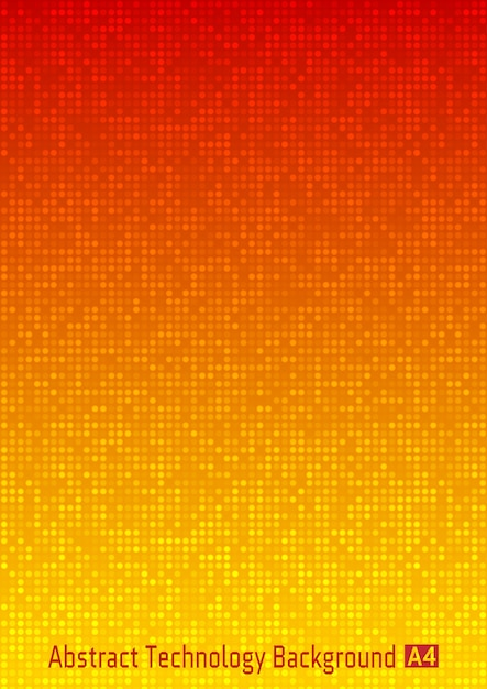 Abstract colorful pixel background Premium Vector
