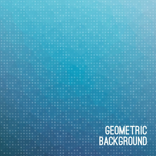 Abstract colorful triangulated geometric background for illustrations and banners Premium Vector