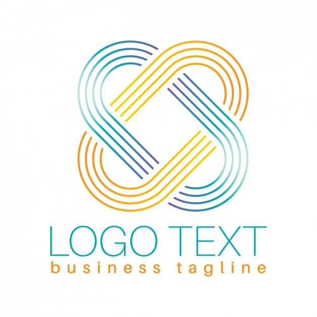Abstract Company Logo Template