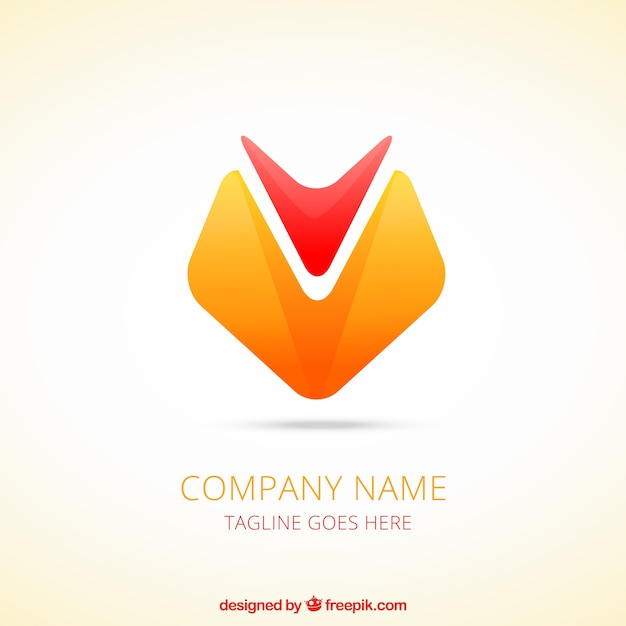 Abstract company logo