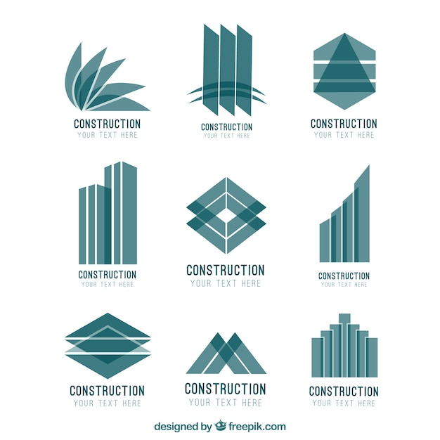 Construction Logo Vectors, Photos and PSD files | Free Download