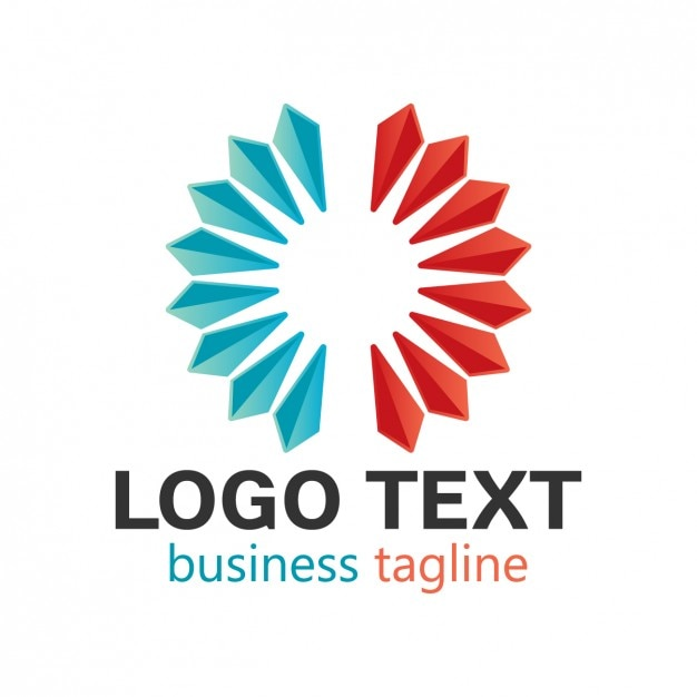 Abstract corporate logo template vector free download abstract corporate logo template free vector wajeb Image collections