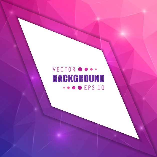 Abstract creative background. Premium Vector