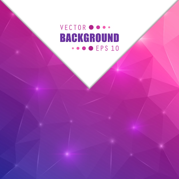 Abstract creative background. Premium Vector