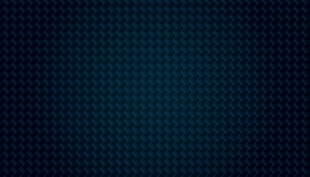 Abstract dark blue carbon fiber texture pattern Free Vector