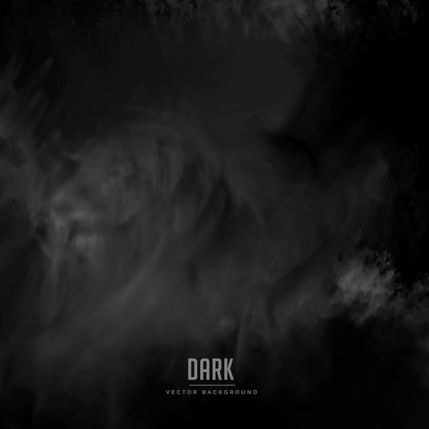 Abstract dark texture vector background Free Vector