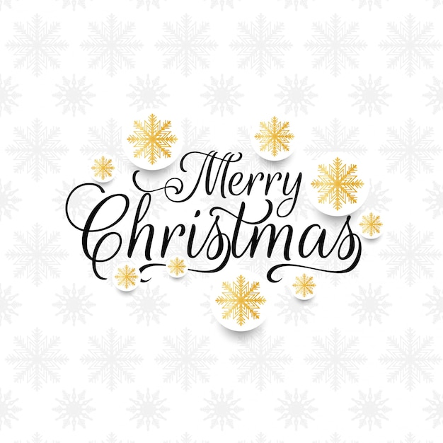 Merry christmas elegant. Abstract decorative background vector