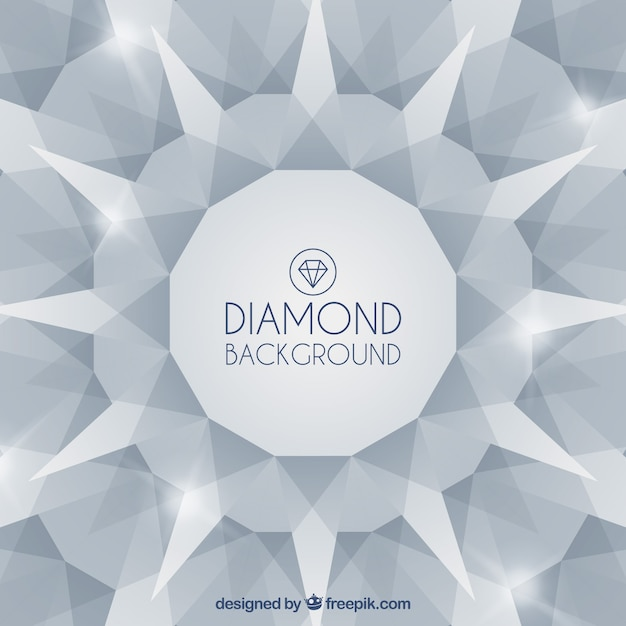 diamond vector background - photo #39
