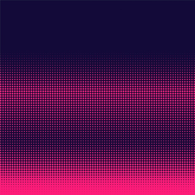 Abstract elegant halftone background Free Vector