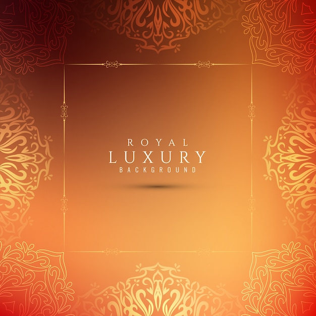 Abstract elegant luxury beautiful background Free Vector