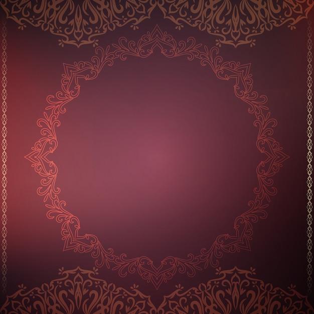 Abstract elegant luxury stylish background Free Vector