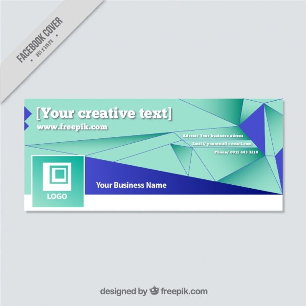 Abstract facebook cover business template vector free download abstract facebook cover business template free vector accmission Gallery
