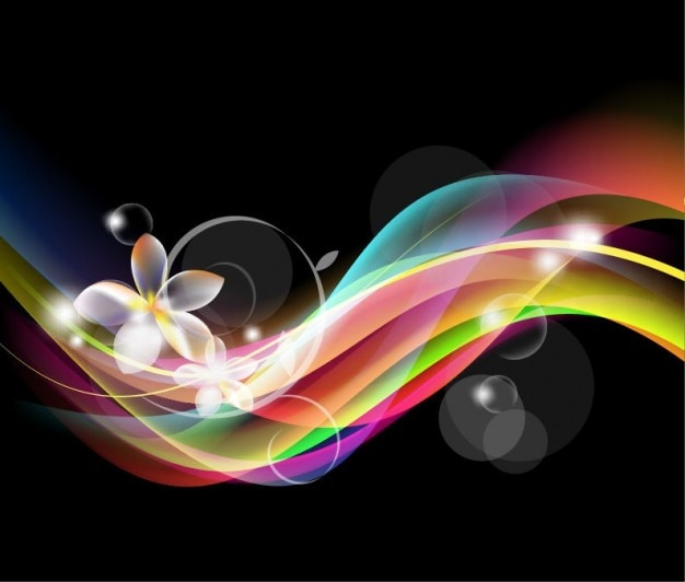 Abstract Fantastic Design Vector Background Vector Free
