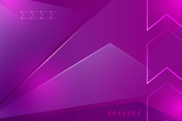 Abstract futuristic pink background Free Vector