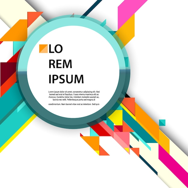 Abstract Geometric Background Modern Diagonal Design Element For Poster And Cover Template Premium