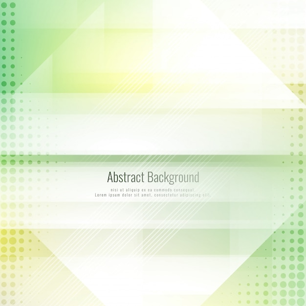 Abstract geometric background Free Vector