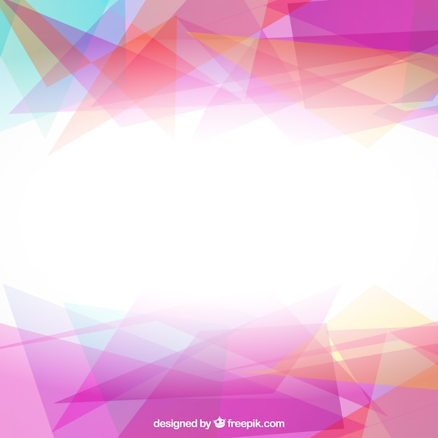 abstract geometric colorful background - photo #46