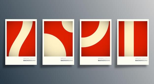 전단지, 포스터, 브로셔 커버, 배경, 벽지, 타이포그래피 또는 기타 인쇄 제품에 대한 추상적 인 기하학적 디자인. 벡터 일러스트 레이 션. 프리미엄 벡터