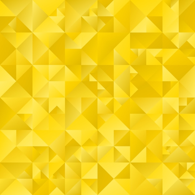 Abstract gradient polygonal geometrical triangle  background design Premium Vector