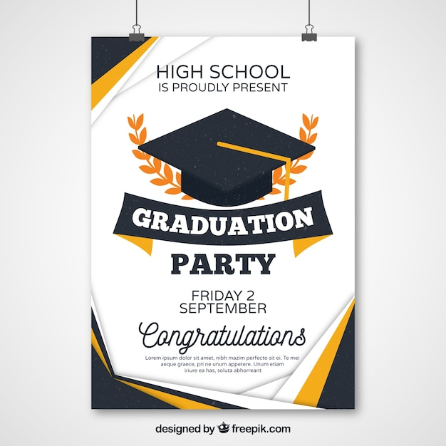 graduation brochure templates - graduation vectors photos and psd files free download