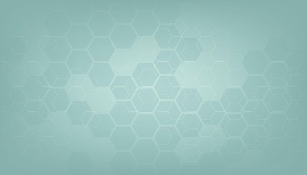 Abstract green color of healthy and medical background. Premium Vector